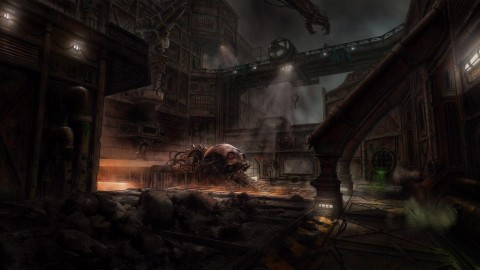 Focus et Rogue Factor annoncent Necromunda : Underhive Wars