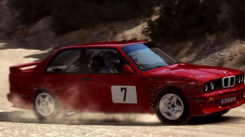 Test Dirt Rally VR