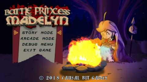 Battle Princess Madelyn nous montre son gameplay