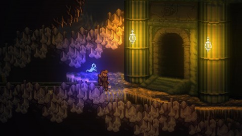 De l'arcade old-school avec Battle Princess Madelyn