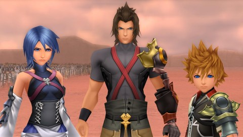 Kingdom Hearts - The Story So Far : la compilation ultime sur PS4