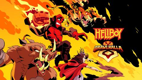 Brawlhalla accueille le Hellboy de Neil Marshall