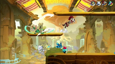 Brawlhalla daté sur Xbox One et Switch