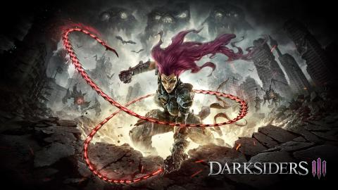 Darksiders III : trailer Horse With No Name