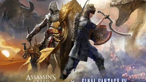 Quand Final Fantasy XV rencontre Assassin's Creed Origins