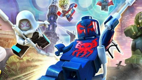 LEGO Marvel Super Heroes 2 reçoit un pack Black Panther