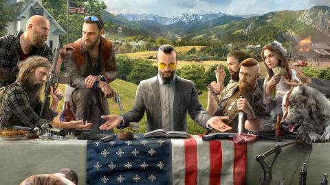 Test Far Cry 5