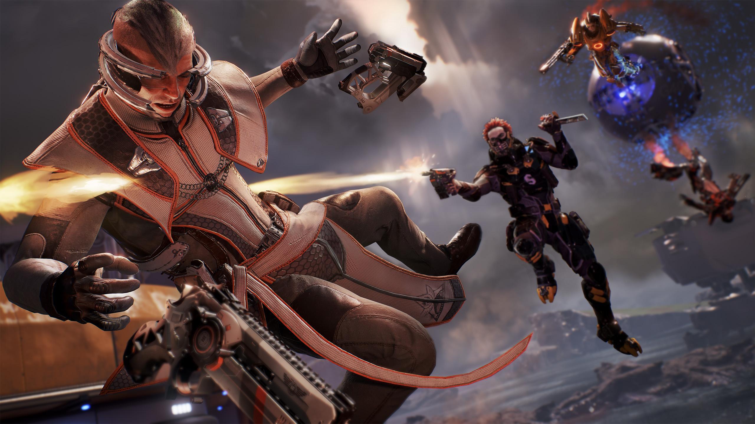 LawBreakers aussi annoncé sur PS4