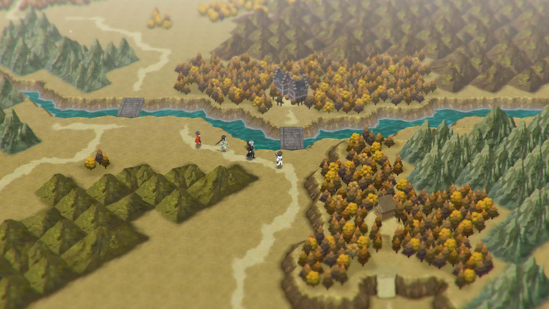 Square Enix annonce Lost Sphear, le nouveau jeu de Tokyo RPG Factory
