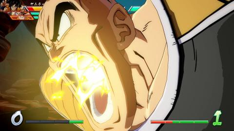 Dragon Ball FighterZ présente Nappa