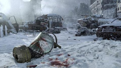 Metro Exodus rate le train de 2018