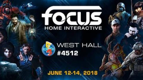 E3 2018 : Focus Home Interactive dévoile son line up