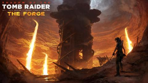 Shadow of the Tomb Raider présente son DLC : The Forge