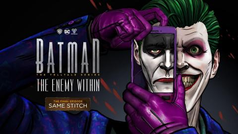 Batman : The Enemy Within montre son Season Finale