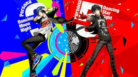 Persona 3: Dancing in Moonlight & Persona 5: Dancing in Starlight en Europe
