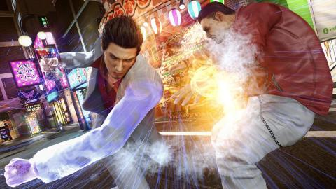 Yakuza Kiwami 2 enfin disponible en Europe