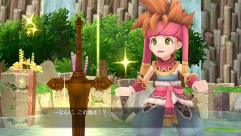 Secret of Mana : le remake est disponible sur PS4, PSVita et PC