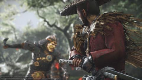 Test Ghost of Tsushima