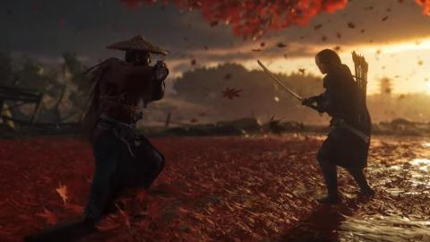 Ghost of Tsushima : le gameplay du State of Play est ici