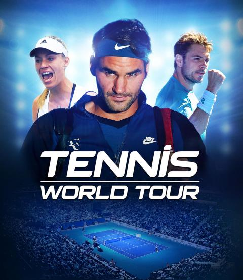Jaquette Tennis World Tour