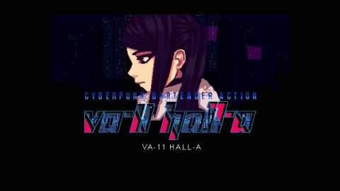 VA-11 HALL-A : Cyberpunk Bartender Action se date sur PS4 et Switch