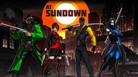 At Sundown : Shots In The Dark débarque sur console