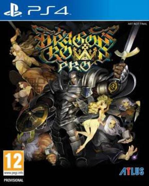 Jaquette Dragon's Crown Pro