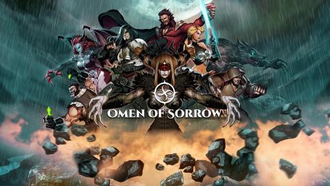 Test Omen of Sorrow