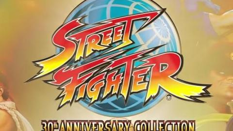 Street Fighter 30th Anniversary Collection : la compilation ultime