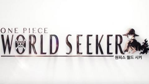 One Piece : World Seeker - le trailer du TGS 2018