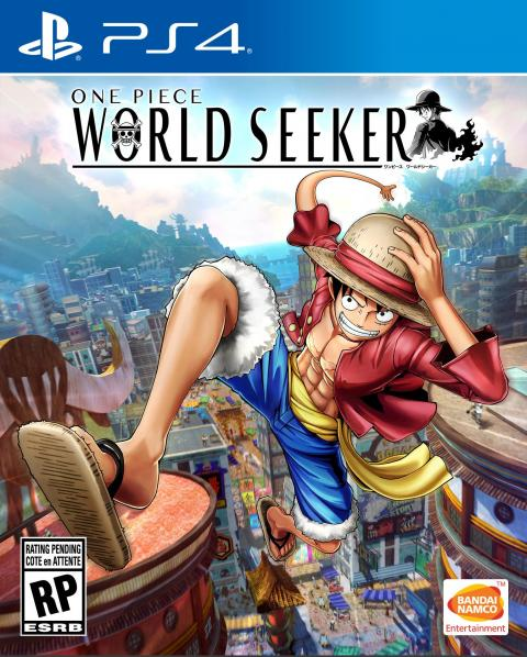 Jaquette One Piece : World Seeker