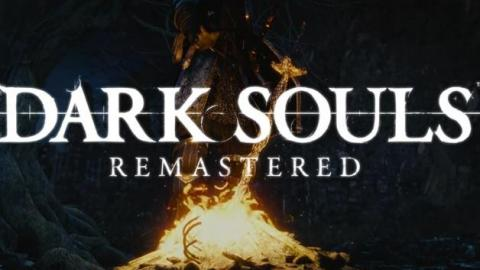 Dark Souls Remastered : le trailer de lancement