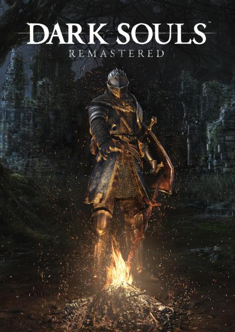 Jaquette Dark Souls : Remastered