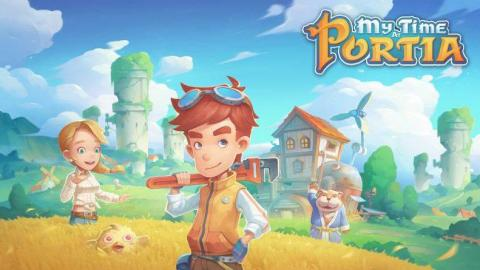 My Time at Portia débarque sur consoles