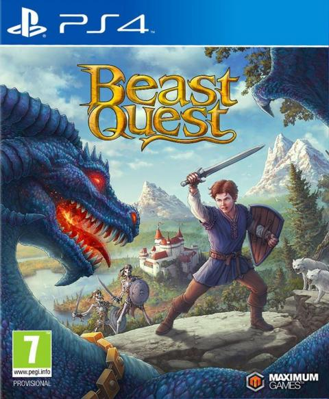 Jaquette Beast Quest