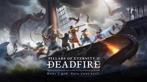 Pillars of Eternity II: Deadfire se date sur PS4 et Xbox One