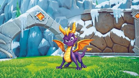 Spyro Reignited Trilogy : une démo de gameplay à l'E3