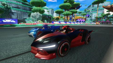 Team Sonic Racing rajoute la Team Eggman