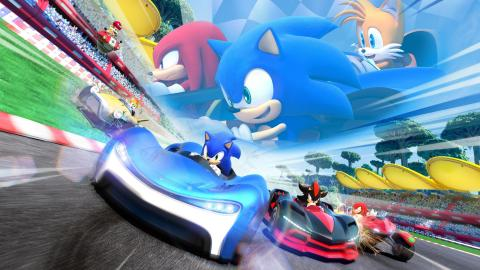 K-Day 2019 : Nos impressions sur Team Sonic Racing