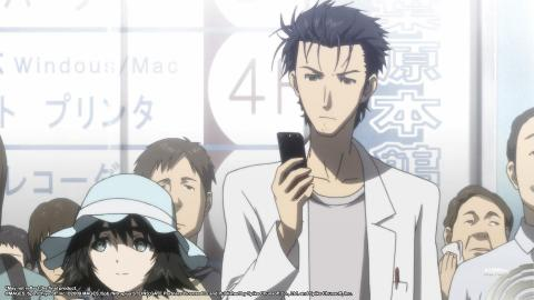 Steins;Gate Elite est disponible
