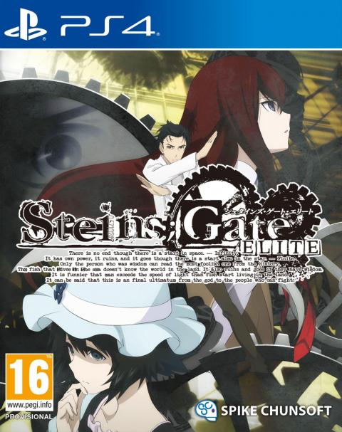 Jaquette Steins;Gate Elite