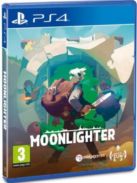 Jaquette Moonlighter
