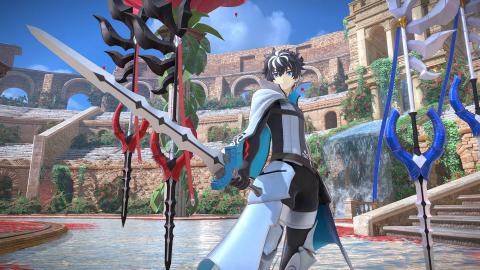 Fate/Extella Link sortira en Europe en 2019
