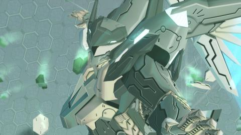Test Zone of the Enders 2 : The Second Runner - M∀RS