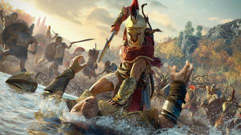 Assassin's Creed Odyssey détaille le contenu de son season pass