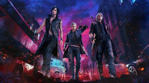 Devil May Cry 5 déjà distribué à 2 millions d'exemplaires