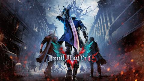 Devil May Cry 5 : le trailer du TGS 2018 montre Dante