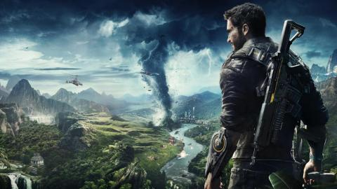 Just Cause 4 : un trailer live action