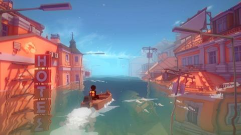 Sea of Solitude : une production EA Originals