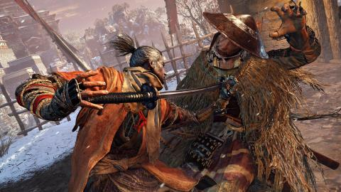 Activision et From Software dévoilent Sekiro : Shadows Die Twice